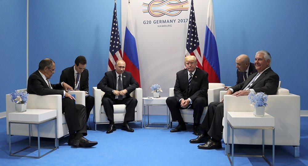 Путин запоздал навстречу сАбэ из-за долгих переговоров сТрампом