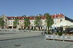 Площадь в Белостоке