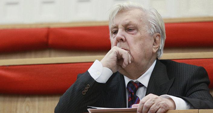 Скончался народный художник Республики Беларусь Георгий Поплавский