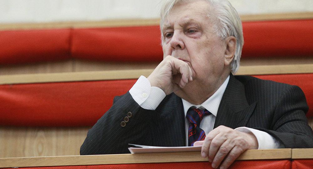 Диссидент ианахронист— Илья Глазунов