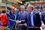Белорусская делегация на сессии ПА ОБСЕ в Минске