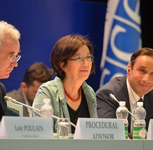 Кристин Муттонен, председатель Парламентской ассамблеи ОБСЕ