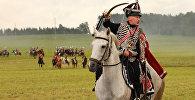 Калі не чутна камандаў з-за шуму бою, у кавалерыі ёсць спецыяльныя жэсты, якія азначаюць атаку.