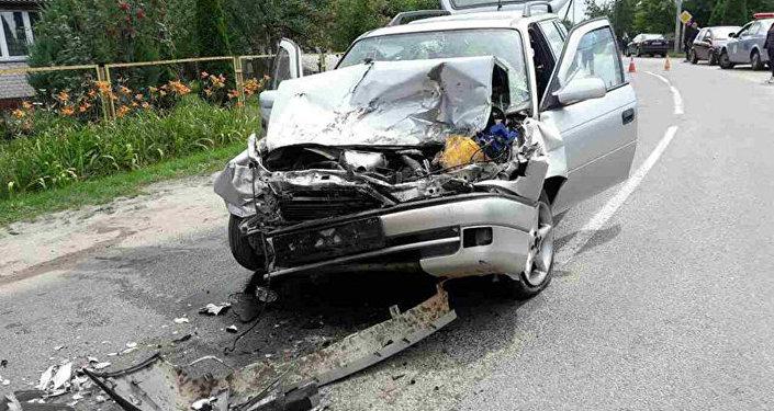Вдорожной трагедии вПинском районе погибла семейная пара из столицы