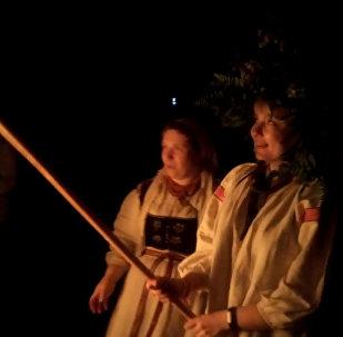 Купальский обряд как он есть: ночь, огонь и хороводы