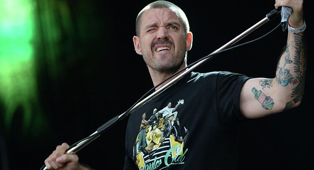 Сергей Михалок на фестивале Крылья