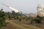 Командно-штабные учения белорусских артиллеристов