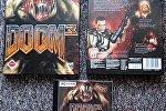 Игра Doom-3, архивное фото