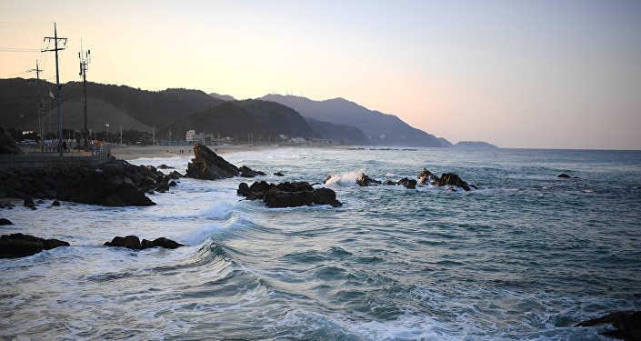 Побережье Японского моря