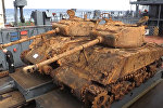 Американские танки времен ВОВ