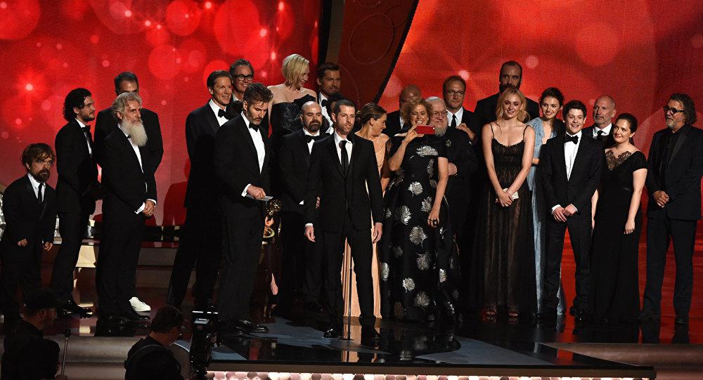 «Карточный домик» принес Кевину Спейси 10-ю номинацию на«Эмми»