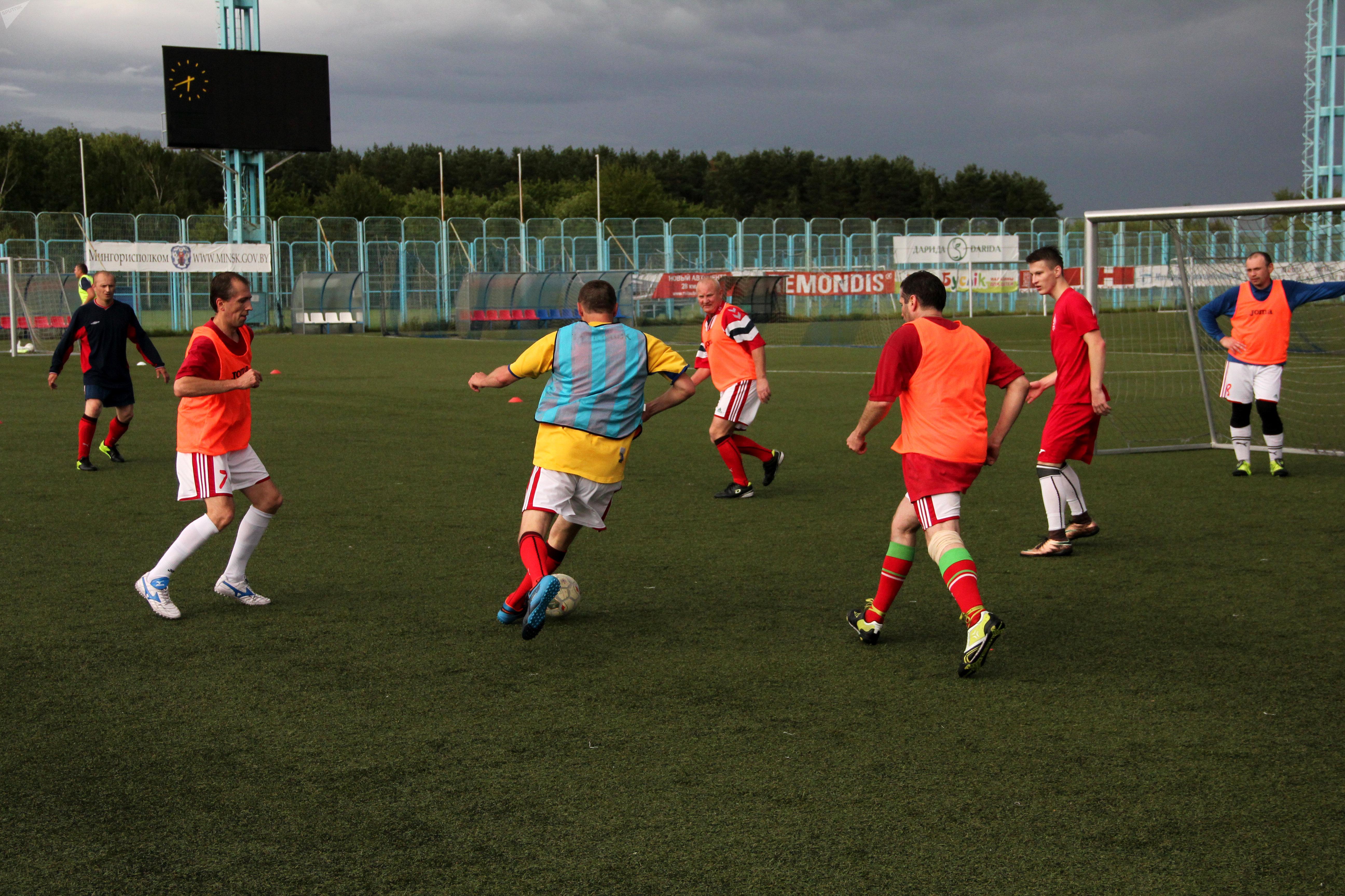 Многие ребята из команды Усенко признаются, что не представляют своей жизни без футбола