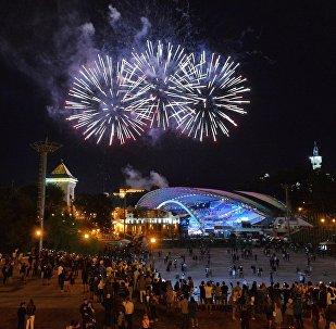 Открытие Славянского базара в Витебске