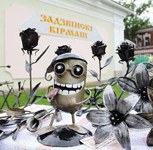 Город мастеров в Витебске