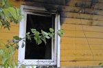 При пожаре в частном жилом доме в д. Старые Чемоданы Шкловского района погиб человек