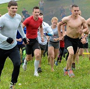 Командные забеги на Bison Race 16 июля