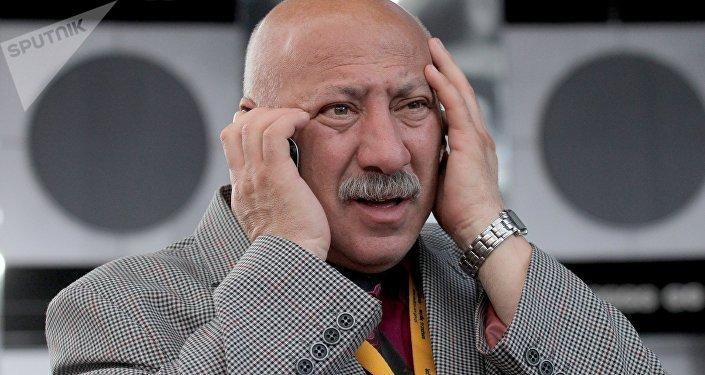 Первый директор Славянского базара Родион Басс