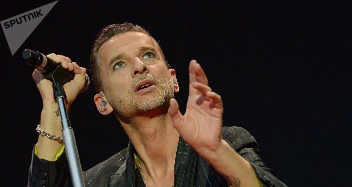 Концерт Depeche Mode в Москве