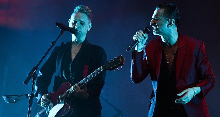 Концерт группы Depeche Mode
