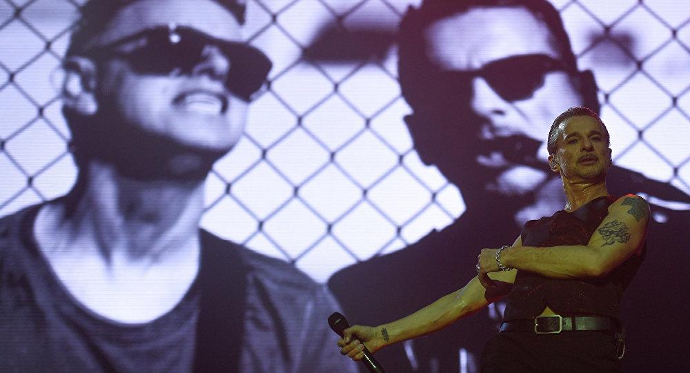 Канцэрт гурта Depeche Mode