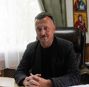 Дырэктар ЗАТ Дукорскі маёнтак Сяргей Кузьменка