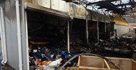 Пожар в Орше