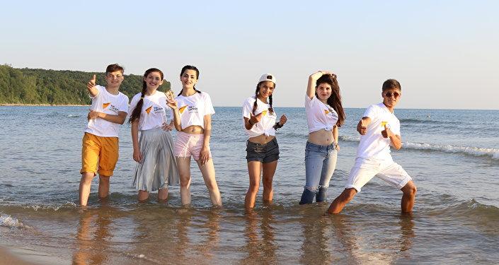 Презентация армянских участников нового шоу талантов НТВ «Тысупер! Танцы»