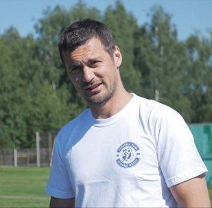 Футболист Артем Милевский