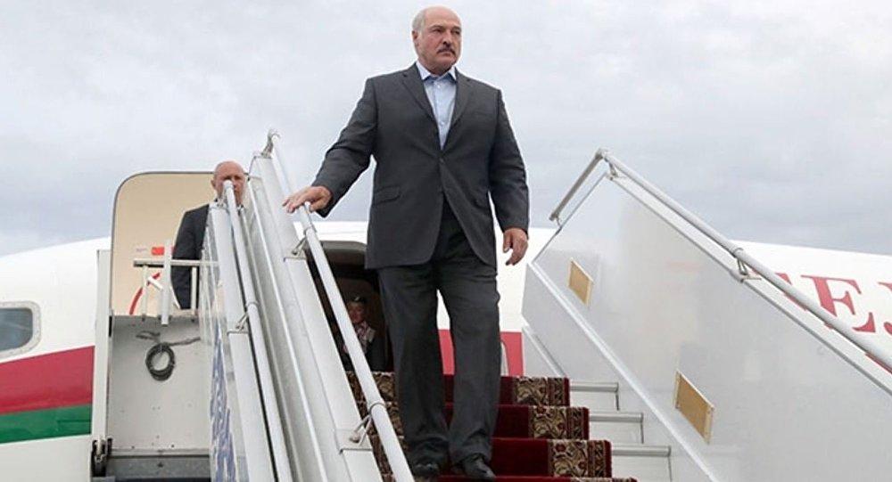 ВКиеве стартовали переговоры Лукашенко иПорошенко