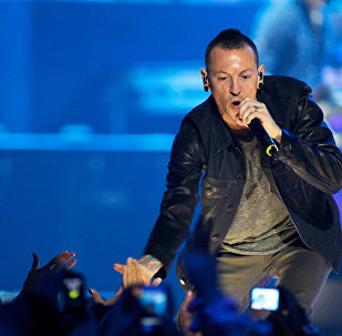 Саліст Linkin Park Чэстэр Бенінгтан
