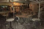 Последствия землетрясения на греческом острове Кос