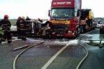 Автомобильная авария в Витебской области