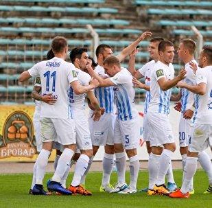 Футболисты минского Динамо