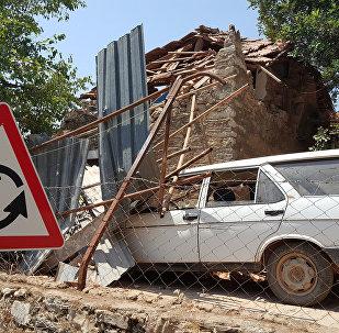 Результаты землетрясения в Турции