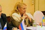 Украинский общественный деятель Наталия Миролюб