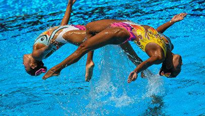Чемпионат мира FINA 2017. Синхронное плавание