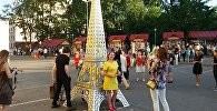 Эйфелева башня в Минске