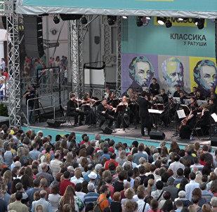 Концерт французской музыки Tour de Classique в Минске