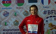 Белорусская легкоатлетка Виолетта Скворцова