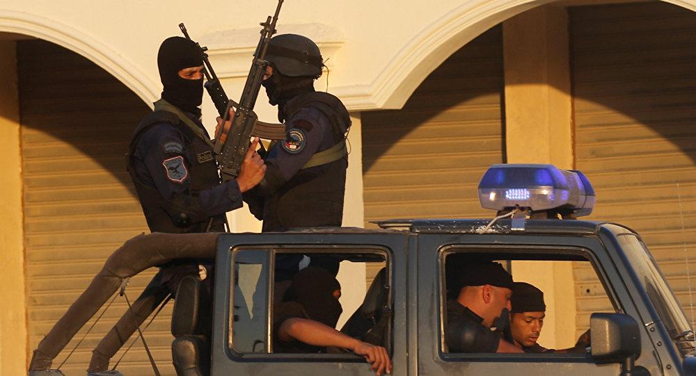 Силы безопасности Египта устранили восьмерых исламистов движения «Хасм»