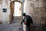 Ситуация на Храмовой горе в Иерусалиме