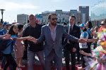 Обладатель Оскара и Золотого Глобуса Николас Кейдж  в Казахстаном
