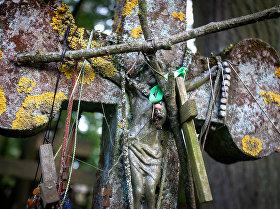 Грабарка - святое месца праваслаўных жыхароў Падляшша