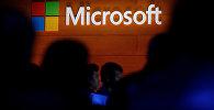 Логотип корпорации Microsoft