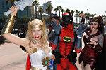 Comic Con в Сан-Диего (США) 2017 – лучшие косплееры