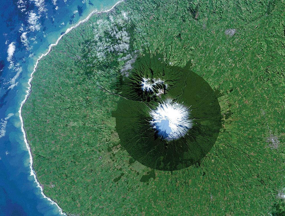 Национальный парк Эгмонт, Новая Зеландия