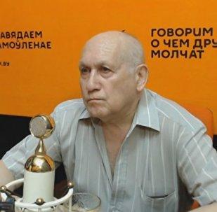 Эдуард Ханок в прямом эфире Sputnik
