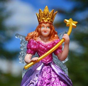 Лялька прынцэсы, архіўнае фота