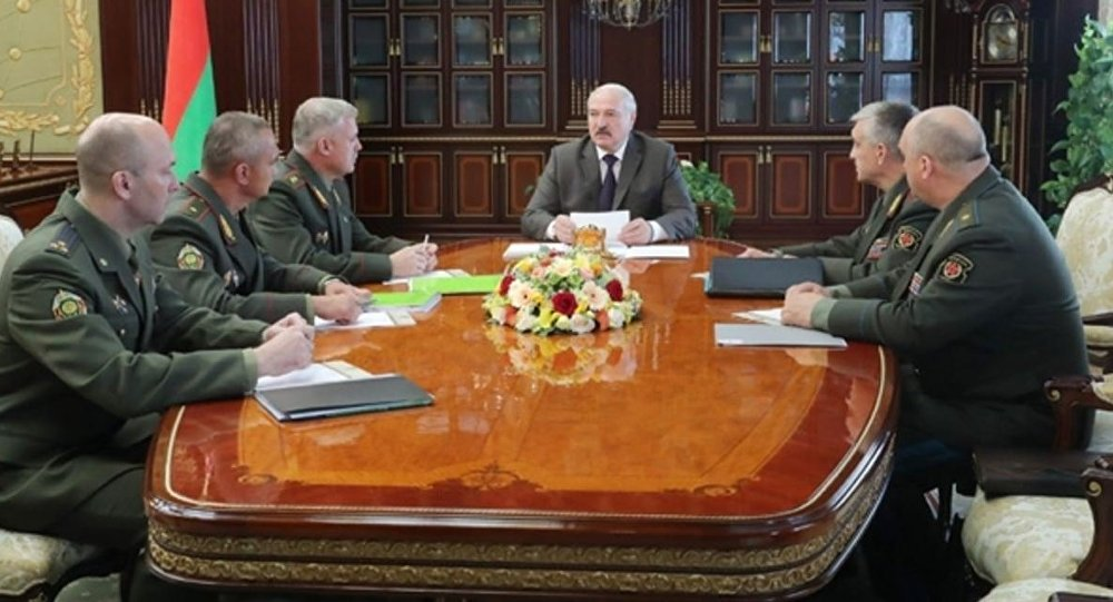 Лукашенко: дисциплина— как ираньше вопрос номер один