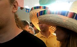 Мексиканская вечеринка в центре Минска: всем текилы!
